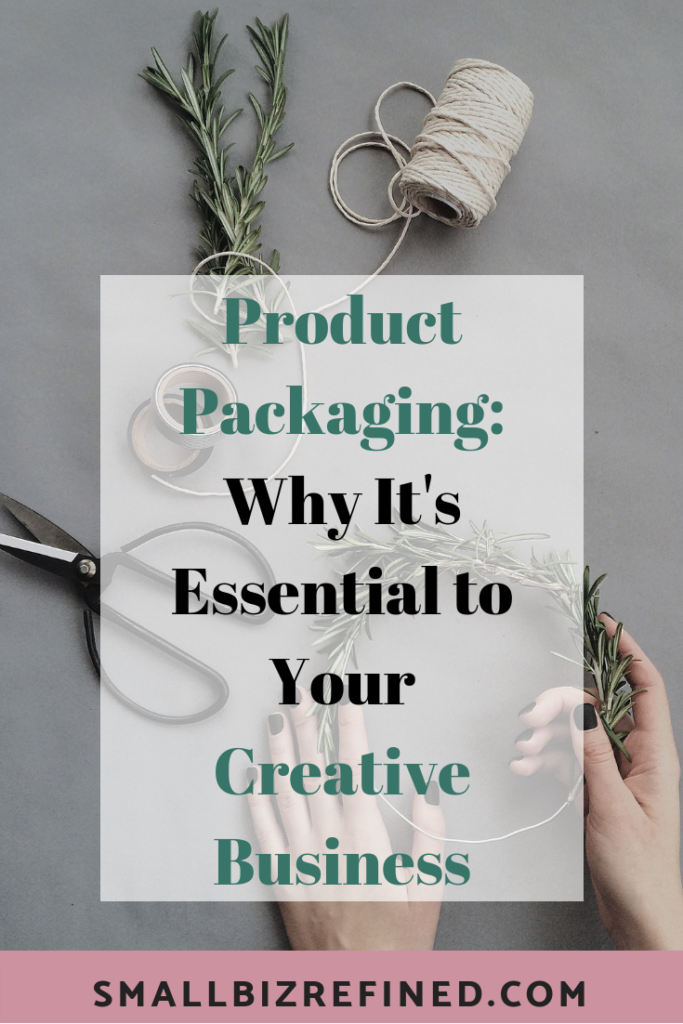 Creative product packaging ideas for online shops and Etsy sellers