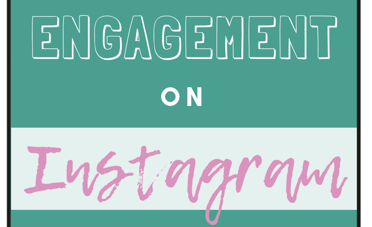 Okay, so we know the Instagram algorithm favors more engaged users. As a small business, how do you increase your engagement rate and get your posts noticed?? Click for the 7 best strategies I've found for improving your engagement on Instagram (without spending all your time on the platform) and building an audience that's thrilled to share your products! #socialmedia #instagram #smallbusiness #creatives