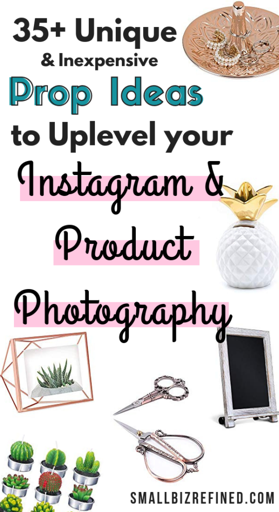 35 Unique Prop Ideas Backdrops For Instagram And Product