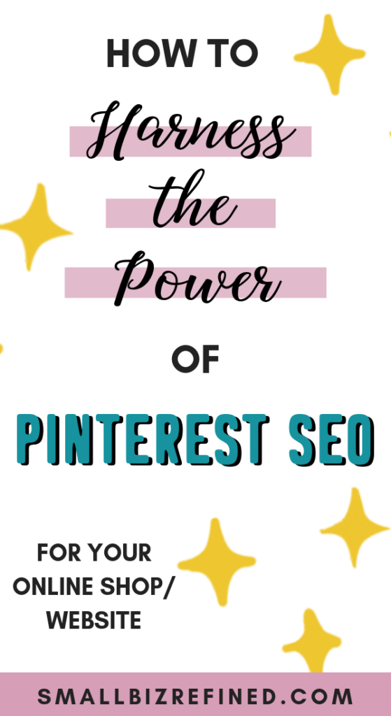 How to use Pinterest SEO to get more followers on Pinterest and increase website traffic