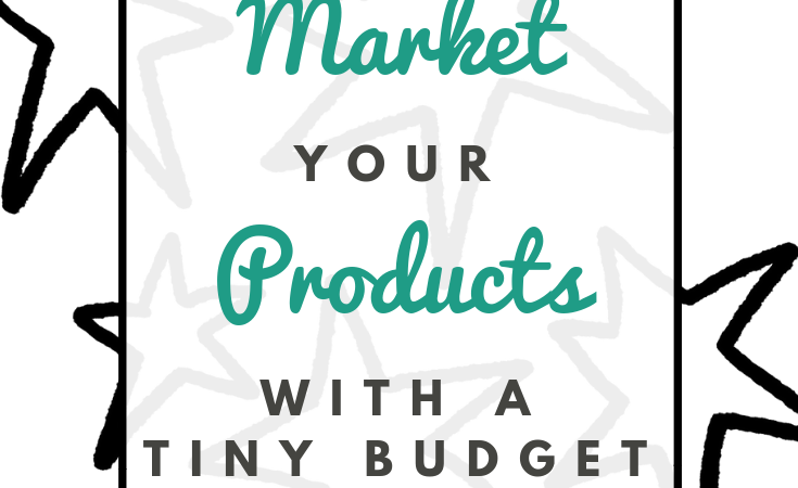 Let's face it: we don't always have all the money in the world to spend on growing a business. That's why I put together this list of tips for marketing your products on a tight budget. These are all strategies I used myself to grow my own online shop (without spending a lot of money). Click to see the list!