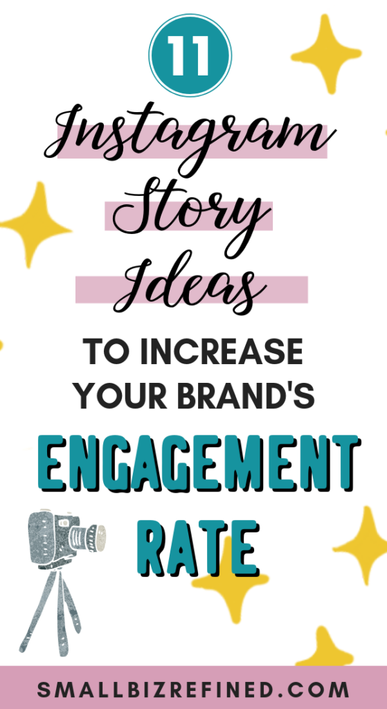Engaging Instagram story ideas for business