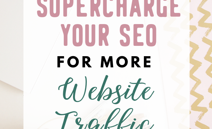 SEO might not be the sexiest topic, but you won't be complaining about that when you're raking in tons of traffic to your website! Click for tips on how to improve your SEO to drive more traffic (and some helpful info on how SEO works). This is an essential strategy for all small business owners & creative entrepreneurs who want to be successful in business! #seotips #searchengineoptimization #digitalmarketing #creativeentrepreneur #smallbusiness