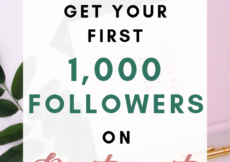 Pinterest followers aren't just a vanity number - they're huge for increasing your reach on Pinterest, and for a successful Pinterest marketing strategy. Click for 9 ways to get more followers and grow your business on Pinterest. These powerful Pinterest tips have helped me get more followers on Pinterest, get more traffic from Pinterest, and grow my small business. #pinteresttips #marketingtips #smallbusiness #smallbiz #businesstips