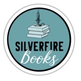 SilverFire Books Social Media Logo Example