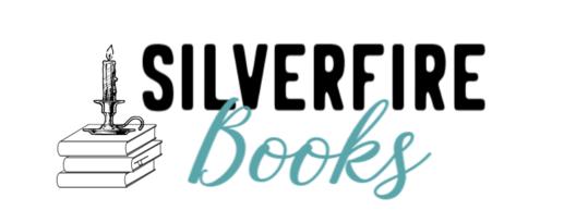 SilverFire Books Website Logo Example