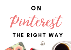 How to Use Hashtags on Pinterest The Right Way