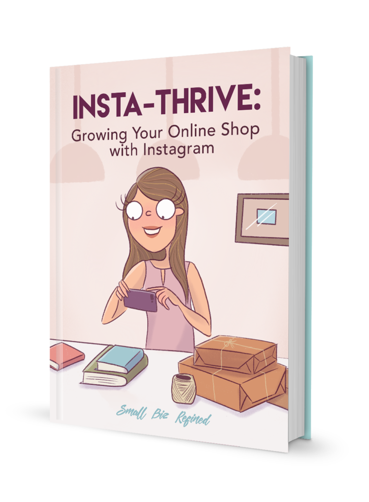 Growing Your Online Shop with Instagram eBook