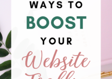 The 5 Best Ways to Boost Your Website Traffic