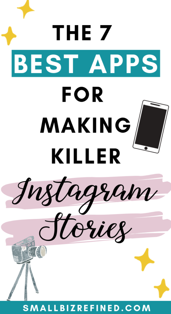 The best Instagram story apps for business